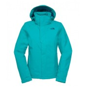 Kurtka The North Face  Women's Lauberhorn Novelty  niebieska