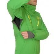 Kurtka The North Face  Men's Bansko zielona wentylacja