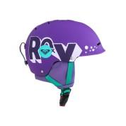 Kask Roxy Avery fioletowy prawy bok