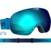 GOGLE SALOMON SMAX HAWAIAN BLUE 405207