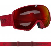 GOGLE SALOMON XT ONE MATADOR|MID RED L405198