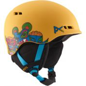 KASK ANON BURNE WILD THING YELLOW