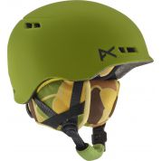 KASK ANON BURNER KAMO GREEN 1