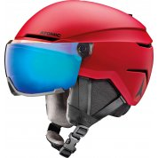 KASK ATOMIC SAVOR VISOR STEREO RED AN5005716 1