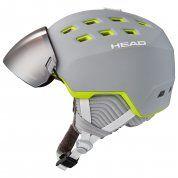 KASK HEAD RACHEL 323520 GREY|LIME