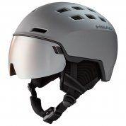 KASK HEAD RADAR 323430 GRAPHITE BLACK