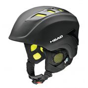 KASK HEAD SENSOR BLACK 0