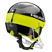 KASK HEAD STIVOT SL CHINGUARD BLACK 2