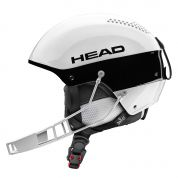 KASK HEAD #STIVOT SL CHINGUARD WHITE BLACK 2