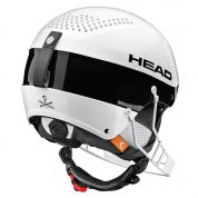 KASK HEAD #STIVOT SL CHINGUARD WHITE BLACK 5