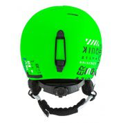 KASK QUIKSILVER EMPIRE ZIELONY 1