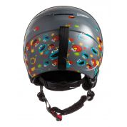 KASK QUIKSILVER THE GAME GLQ9 SESAME STREET OSCAR 4