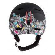 KASK ROXY POWER POWDER KVJ8 HA HUI TRUE BLACK 4