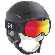 KASK SALOMON AURA AUTO C. AIR BLACK 1
