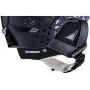 KASK SALOMON AURA AUTO C. AIR BLACK 3