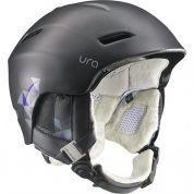 KASK SALOMON AURA CUSTOM AIR CZARNY 2