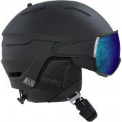 KASK SALOMON DRIVER ALL BLACK 399194 1