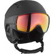 KASK SALOMON DRIVER+ PHOTO BLACK|ALL WEATHER 405339 2
