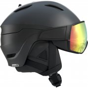 KASK SALOMON DRIVER+ PHOTO BLACK|RED ALL WEATHER L405339