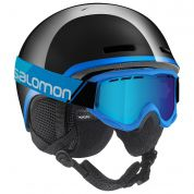 KASK SALOMON GROM BLACK 1