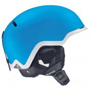KASK SALOMON HACKER BLUE MATT WHITE