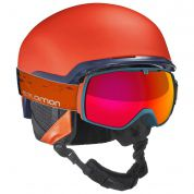 KASK SALOMON HACKER ORANGE 2