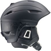 KASK SALOMON ICON CUSTOM AIR CZARNY