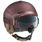 KASK SALOMON QUEST BURGUNDY 1