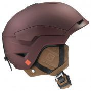KASK SALOMON QUEST BURGUNDY