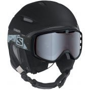KASK SALOMON RANGER 4D BLACK MATT 1