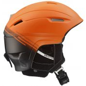 KASK SALOMON RANGER 4D C. AIR ORANGE BLACK MATT
