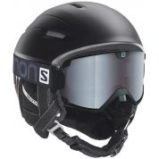 KASK SALOMON RANGER BLACK MATT 1