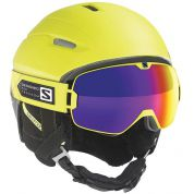 KASK SALOMON RANGER GREEN BLACK 1