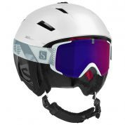 KASK SALOMON RANGER2 C.AIR BLACK WHITE 2