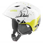 KASK UVEX AIRWING 2 GREEN YETI