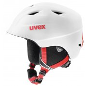 KASK UVEX AIRWING 2 PRO WHTE RED MAT