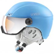KASK UVEX HLMT 400 VISOR STYLE CLOUDY BLUE