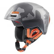 KASK UVEX JIMM OCTO+ CAMOU MAT