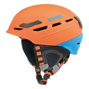 KASK UVEX P. 8000 TOUR ORANGE BLUE MAT