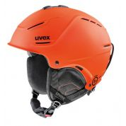 KASK UVEX P1US DARK ORANGE