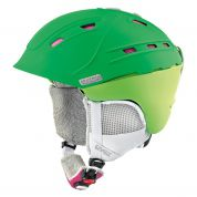 KASK UVEX P2US WL GREEN PINK MAT