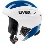 KASK UVEX RACE+ WHITE BLUE