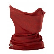 KOMIN ANON MFI MESH NECK WARMER 185241 RED