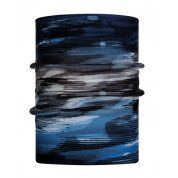KOMIN BUFF NECKWARMER REVERSIBLE POLAR OSH NIGHT BLUE