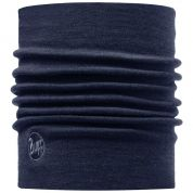 KOMIN BUFF WOOL THERMAL NECKWARMER DENIM