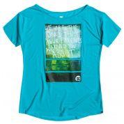 Koszulka DC All The Time niebieski