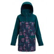 KURTKA BURTON EYRIS DEEP TEAL|DRESS BLUE STYLUS 205511 400 9