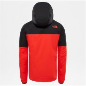 KURTKA THE NORTH FACE CHAKAL FIERY RED|BLACK 2