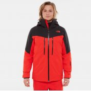 KURTKA THE NORTH FACE CHAKAL FIERY RED|BLACK 3
