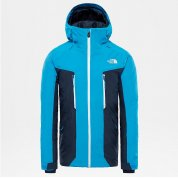 KURTKA THE NORTH FACE MOUNT BRE HYPER BLUE 1